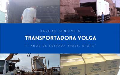 11 ANOS DE ESTRADA BRASIL AFORA